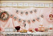 CELEBRATE- Birthday Parties