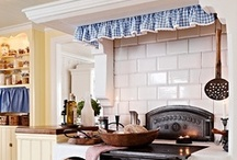 Home Decor - Kitchens to Love / Gorgeous home kitchens you'll love!