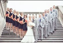 Real Wedding / A large collection of real wedding photos, we are still working on it! / by WeddingDressOnlineShop UK