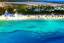 Turks and Caicos Islands Beaches / An overview of some of the most amazing beaches in this, my island home.  Welcome to TCI! / by Basia Zaidan