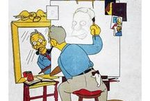 The SIMPSONs / by Judith Lang