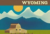 Traveling to Wyoming / Visit Mountain Meadow Wool in Buffalo, Wyoming!