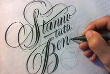Pretty Calligraphy