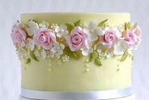 Decorated Cakes / by Judith Lang