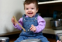 Kids! / Carft ideas for little hands and child development advice too! / by ThisBusyLife <3