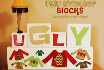 CELEBRATE- Ugly Christmas Sweater Party Ideas