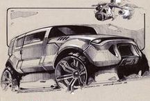 Concept Cars / by Jake Parker