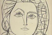 Drawings/Doodles / by Judith Lang