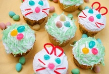 welcome, Spring / Fun ideas to celebrate the season of spring and its holidays. Including craft projects and recipes! / by ThisBusyLife <3