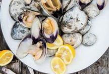 Seafoods and Shellfish / by Vivien Chui
