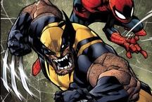 Superheroes & Supervillains  / by Jake Parker