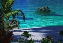 Travel - Beach Paradise