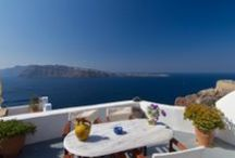 Accommodation at a glance / ...for those who seek an extra touch level of comfort / by Esperas Santorini Hotel