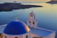 A Santorini Fairytale / One of the most beloved holiday destinations spots in #Greece and indeed the world, due to its unique characteristics, #Santorini awaits to welcome you! Embrace this unique beauty!