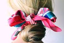 hair {up}