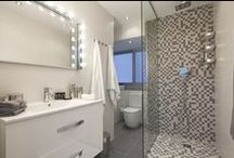 Beautiful Bathrooms // Baños Bonitos / Short & long term boutique apartments in Barcelona, Sitges, and Madrid – and your guide to Spain! // Apartamentos amueblados a corto & largo plazo en Barcelona, Sitges y Madrid... ¡y también tu guía de España!