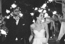 Black & White Wedding / Modern wedding details, wedding inspiration, black and white wedding style, dream wedding, elegant wedding