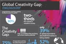 Visual. / Cool infographics and striking data viz that communicates a message.