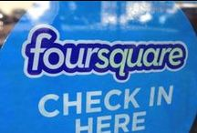 Check-in. / Foursquare related tips, tools, and resources.