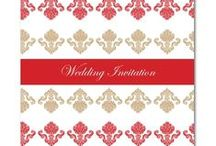WEDDING   Ethnic Themed Cards / Ethnic weddings must be fabulously accessorised with Indian and Asian style wedding invitations and stationery. Get yours at www.planet-cards.co.uk.