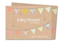 BABY   Baby Shower Invitations / Looking for theme inspiration for yours or a friend's baby shower? Look no further! Get planning for this special occasion with a baby shower theme inspired by invitations from www.planet-cards.co.uk.