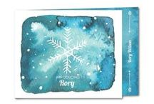 BABY   Winter Baby Cards & Gifts / Our amazing design team has created a beautiful range of cards especially for Winter babies. Browse a collection of birth announcement cards and baby thank you cards suitable for boys, girls and twins. Why not double up and use your card as a baby card and a Christmas card?