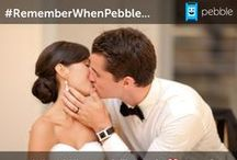 #RememberWhenPebble / 2+ years of #TinyMomentsOfAwesome have grown into something truly special. As the countdown clock on getpebble.com winds down, we're counting down our favorite Pebbler moments, to boot. Pin your favorite moments of awesome with the #RememberWhenPebble hashtag!