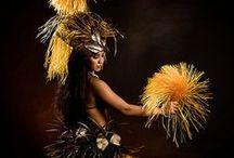Tahitian/Hula / by Hekela Rosenblum