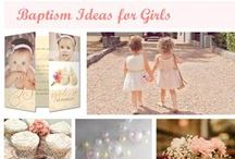 BABY   Baptism & Christening Invitations / Christening season is upon us! We've got lots of lovely personalised invitation and thank you card sets available for your special occasion. With designs that are suitable for girls, boys, babies or adults you will wurely find the baptism, christening, or communion invitation that's right for you! Have a look at our inspiration board for lots of ideas for the day itself. #christening #baptism #communion