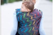 Wrapper's Delight / Baby wearing / by Kathy Motton