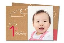 BABY   Baby's 1st Year / Celebrate your baby's first birthday in style! Cherish your first year's memories in photos and of course, throw a fabulous party!