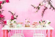 Bridal Shower Ideas / Fun and fabulous inspiration for bridal showers, baby showers, and parties