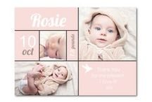 BABY   Thank You Cards / Your child's first thank you is an important affair, and your thank you message should be communicated with fun and style. Browse a selection of our favourite and your favourite baby thank you cards and ideas!