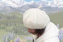 Sundance inspiration / Mountain Meadow Wool Sundance is a 100% Mountain Merino™ Bulky 102yd/100g/3.5oz. A delightful, squishy, fat yarn plyed with a skinny single. Sold by the skein. http://www.mountainmeadowwool.com/shop/wyoming-series-sundance-mountain-meadow-singles/