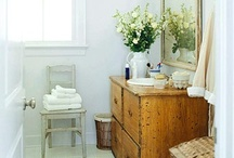 Bathroom / by The Ironstone Nest