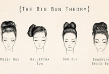 hair envy. / mental notes for the stylist.