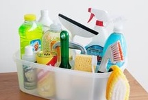Clean it / cleaning and organizing ideas for the OCD part of me / by Kimberly Hogan