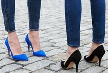 Shoe Gal! / by Katie Couric