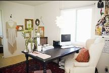 Home away from home? Office Style! / by Katie Couric