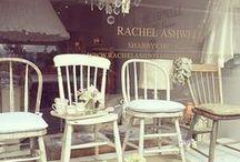 London...a dream come true / Rachel Ashwell Shabby Chic Couture                    London 202 Kensington park Rd. London, UK. W11 1NR  (44) 2077929022 / by Rachel Ashwell Shabby Chic Couture