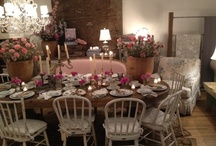 New York...the dark pink apple / Rachel Ashwell Shabby Chic Couture
