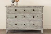 Dressers,  Side Tables & Consoles / by Rachel Ashwell Shabby Chic Couture