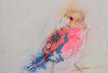 ★ Illustrations and art / by Sandra van Houwelingen