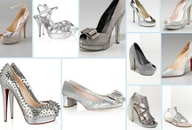 Silver Shoes / by Carrie Higgins