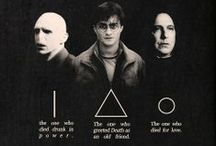 Harry Potter / Because I need a board just for HP. / by Becky Mahan