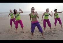 DANCE & ZUMBA / by Sandy (Girlyfrog) Eyler
