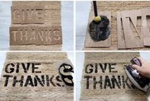 Thanksgiving Traditions-Now & Then! / Some traditions from my Thanksgivings past! / by Katie Couric