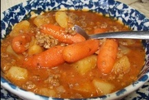 Crock Pot, Soup, Stew / by Sandy (Girlyfrog) Eyler