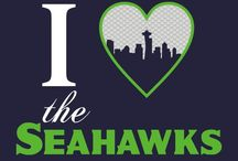 Seahawks! / I'm a 12th woman  / by Michelle Brice