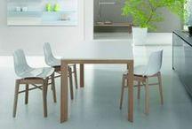 Eetkamerstoelen / Design eetkamerstoelen uit de collectie van Robin Design